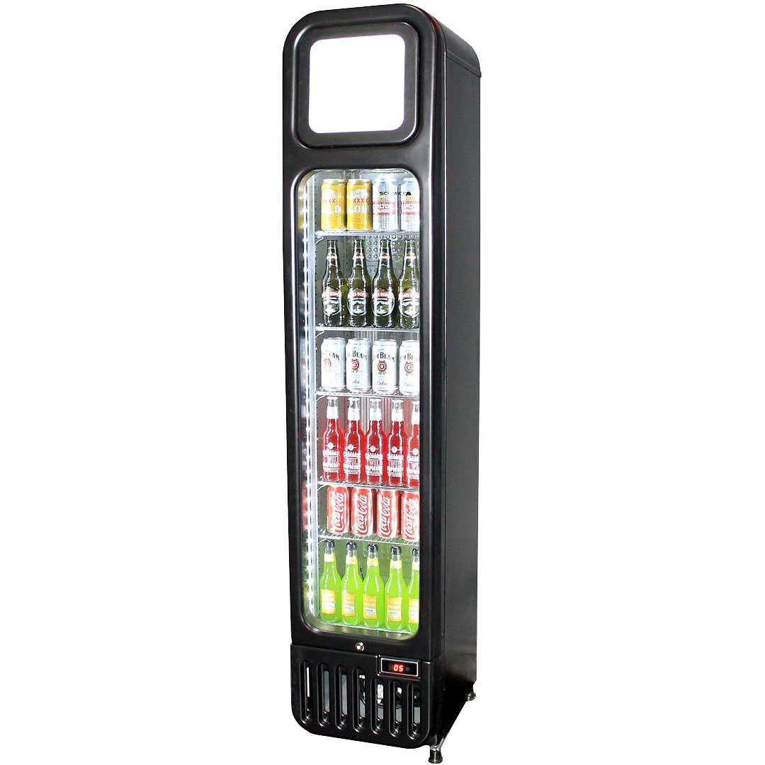 Tall Skinny Glass Door Bar Fridge Bar Fridges Australia