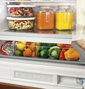 Storing food in a glass door fridge bar fridges australia for Food bar manufacturers