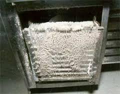 condenser coil clean