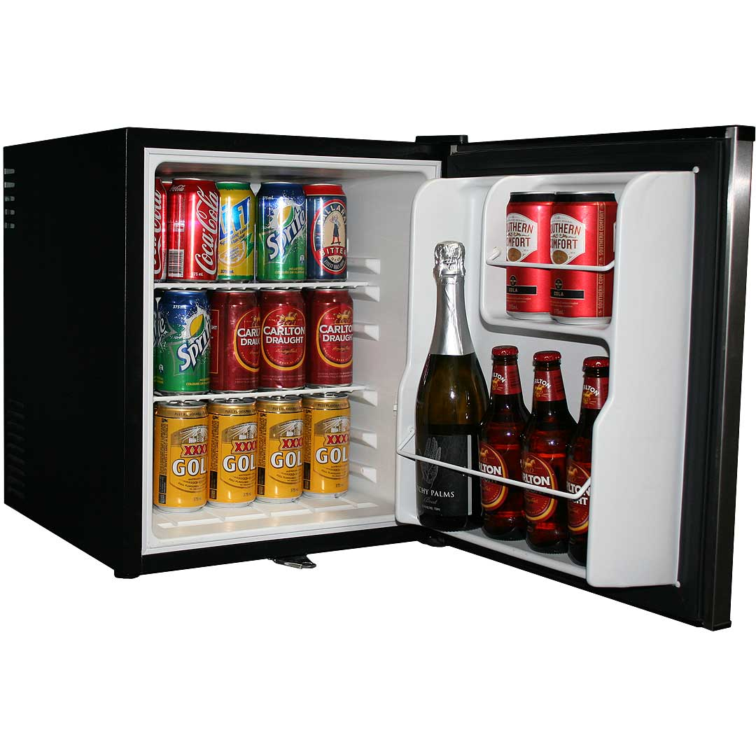 Quiet Running Small Mini Bar Fridge 48litre Well Priced