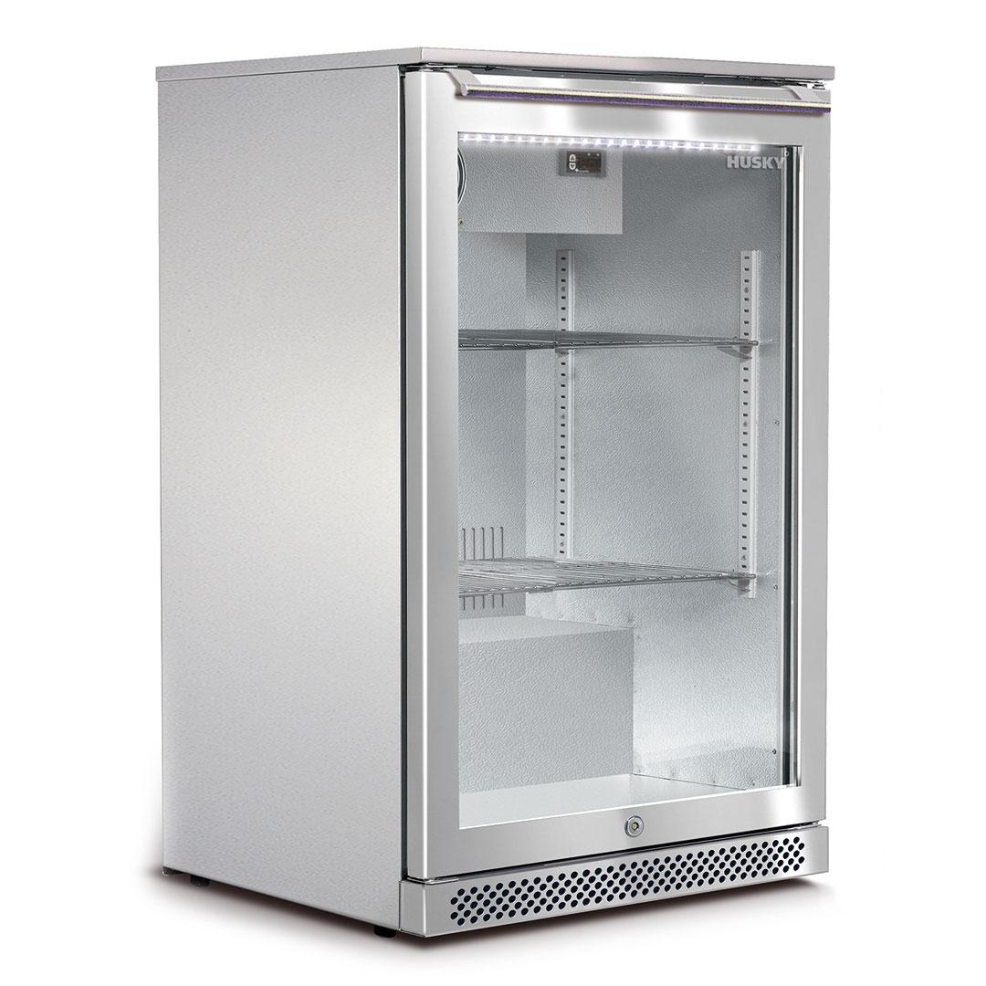 Husky Alfresco 2 door bar fridge