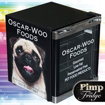 Pimp My Fridge Oscar Woo