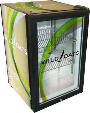 Glass Door Bar Fridges