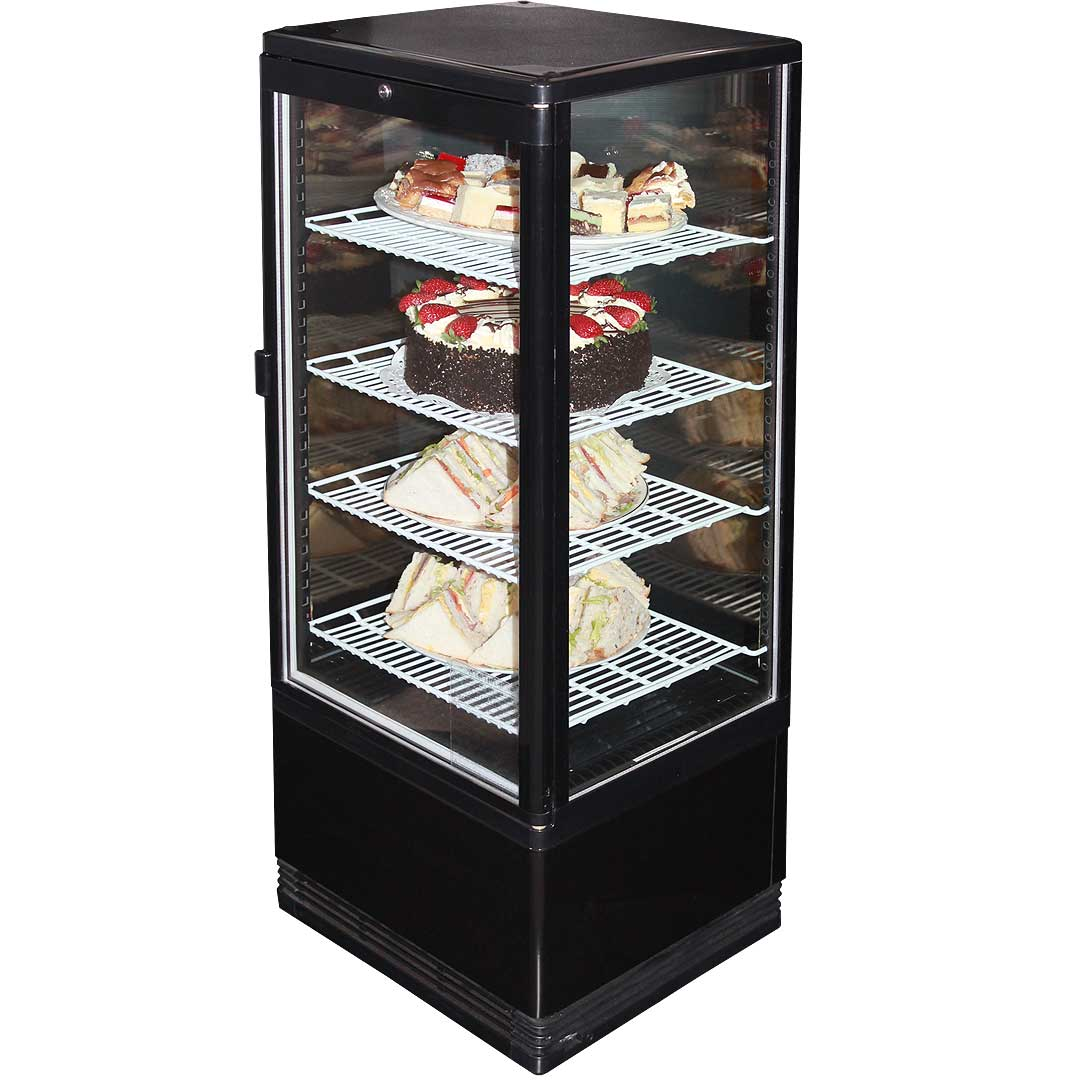 Used Cake Display Fridge