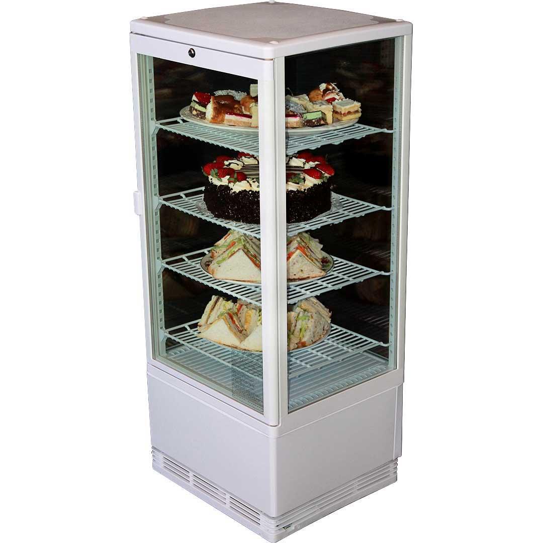 Quality Cake Sandwich Drinks 95 Litre Display Fridge