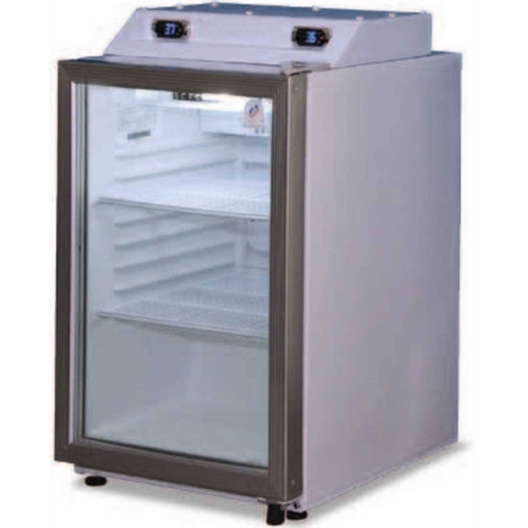 Medical Vaccine Refrigerator Skope HB80-MED Medisafe angle