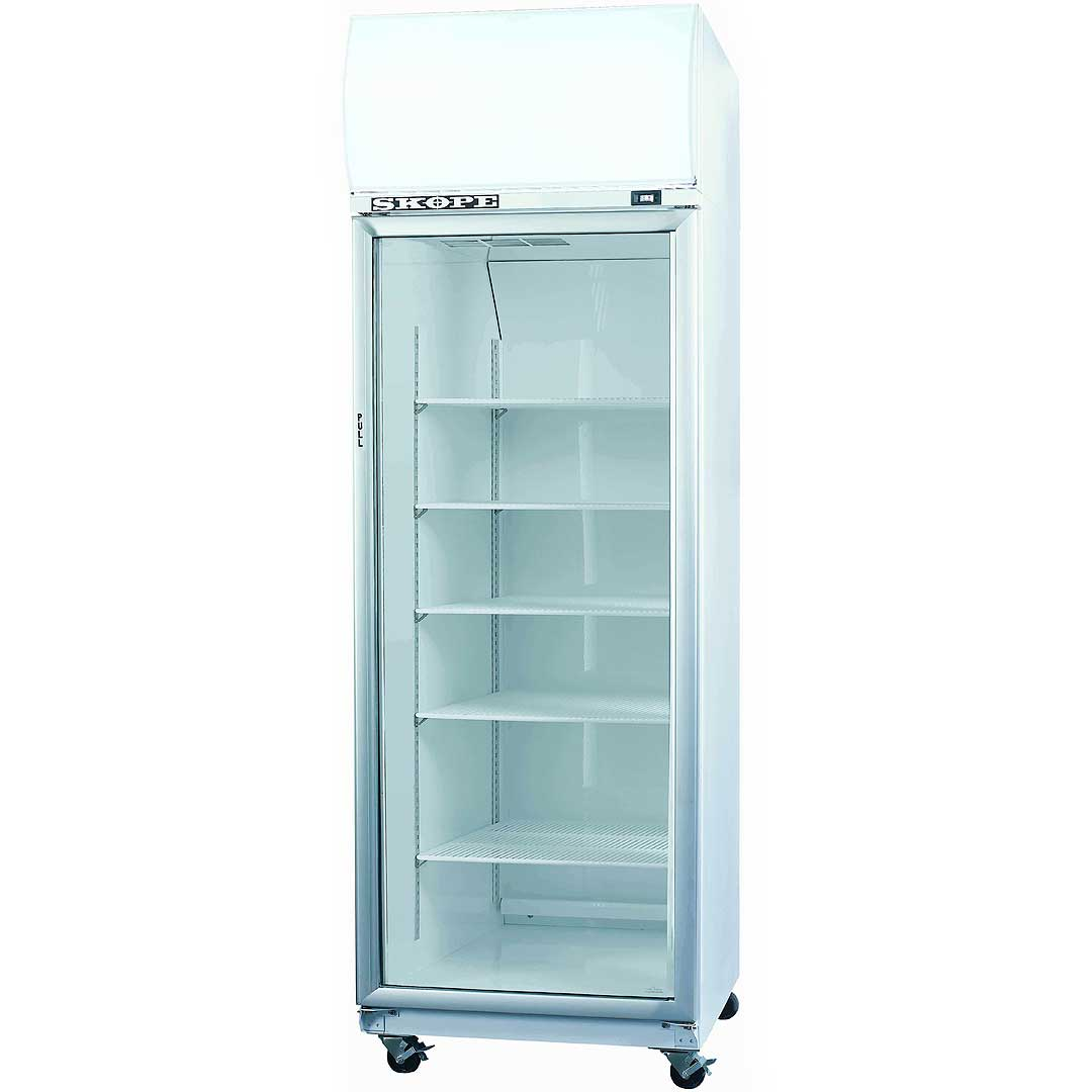 Skope Commercial Glass Door Display Bar Fridge Model Tme650