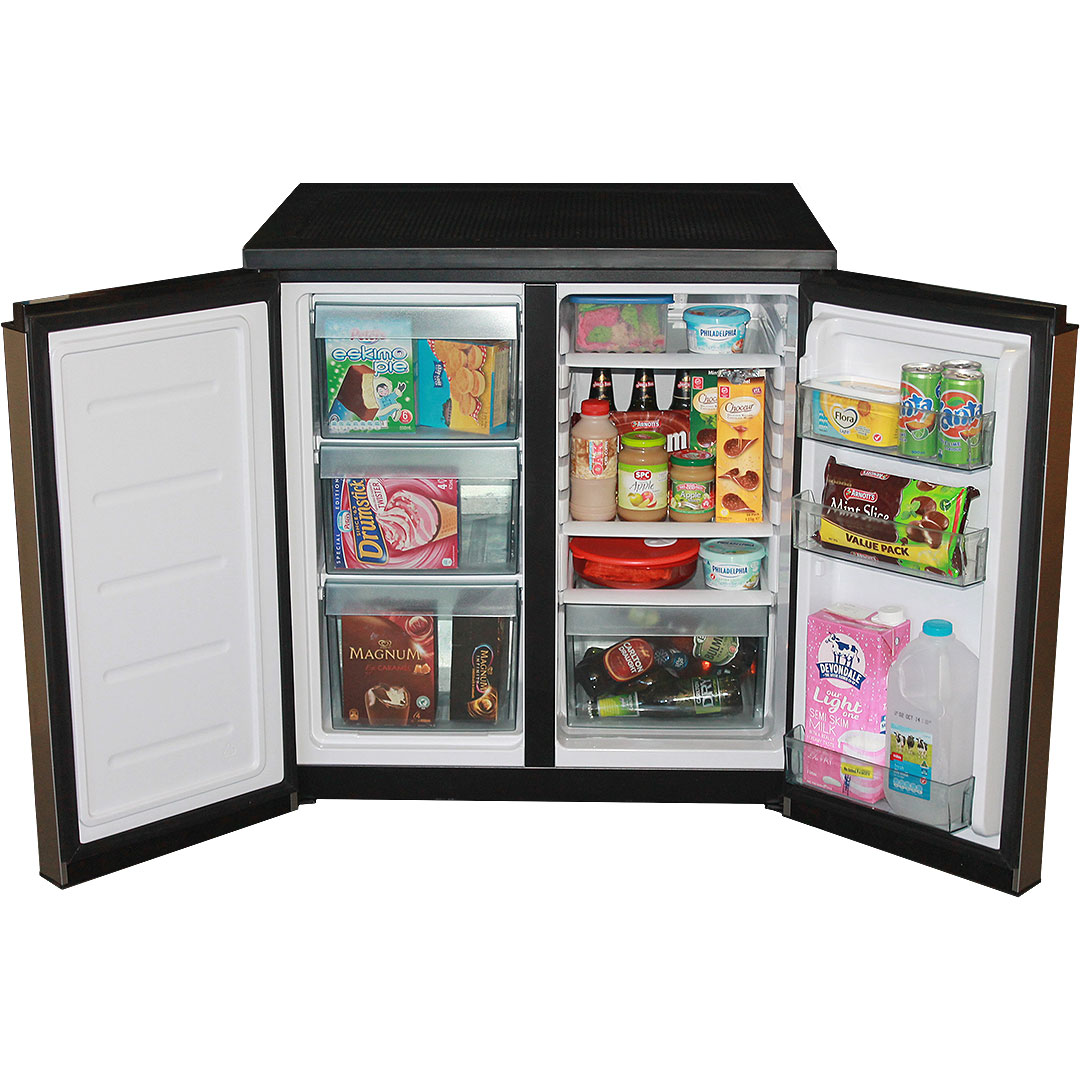 Airflo fridge freezer combination 8