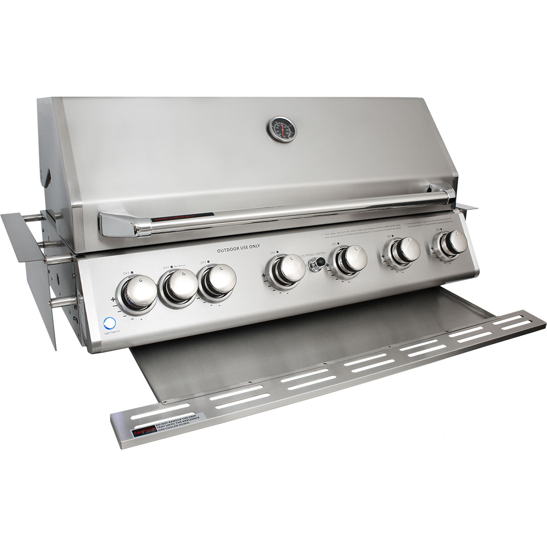 Bright Large Bbq Grill Stainless Steel 316 Barbecues, Grills & Smokers Well Cover Grill. Yard, Garden & Outdoor Living