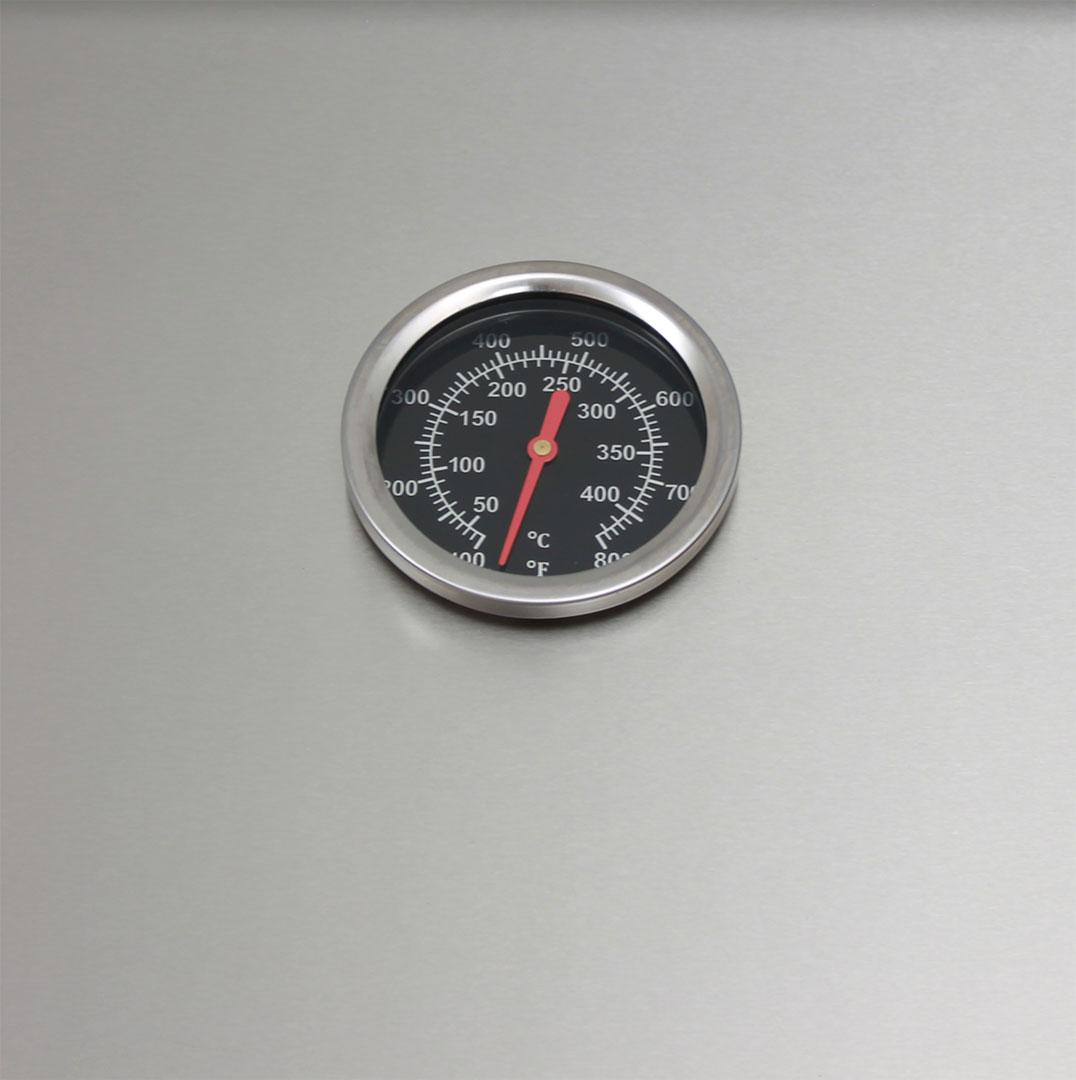 Marine Grade Stainless 316 S/S BBQ Thermometer