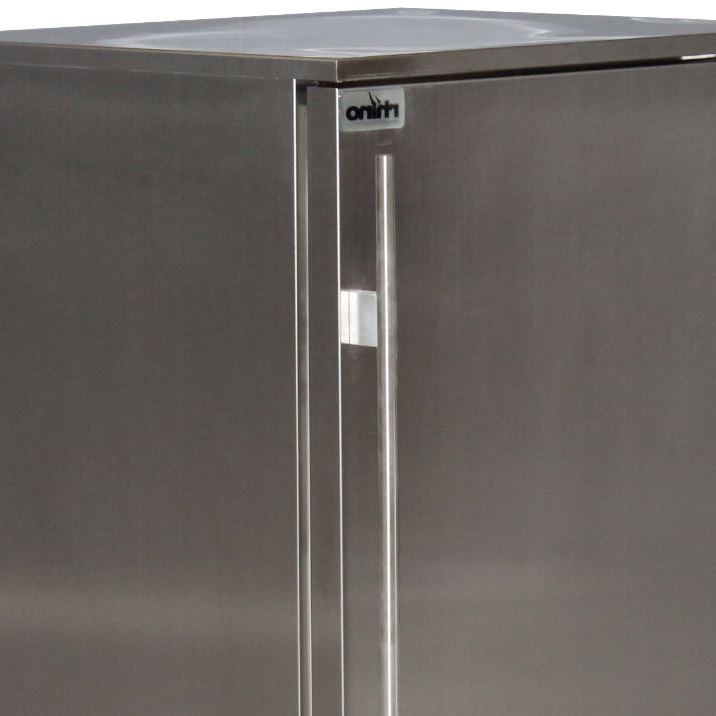 Rhino 1 Door All Stainless Bar Fridge Handle