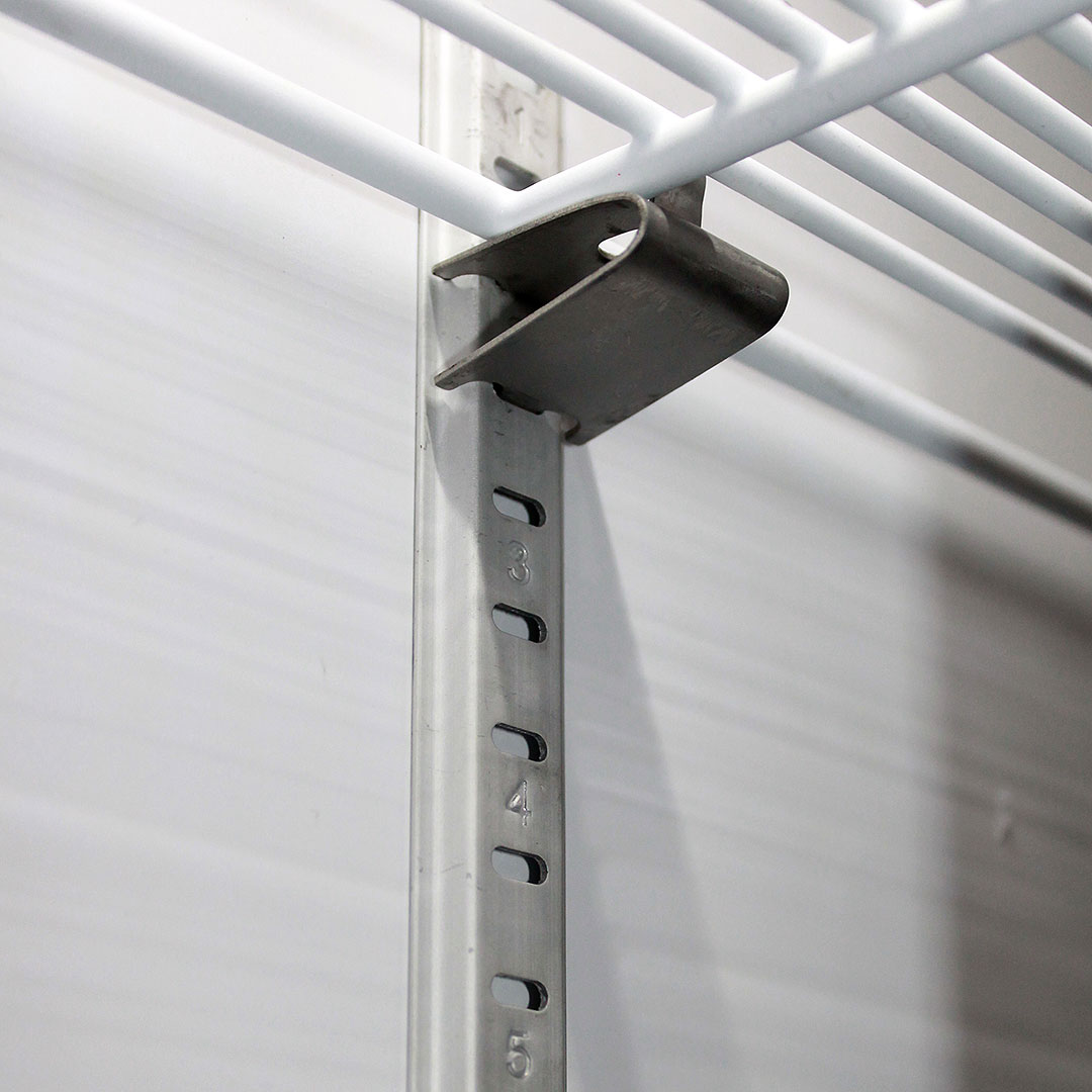 Upright Glass Door Bar Fridge Dellware Clips