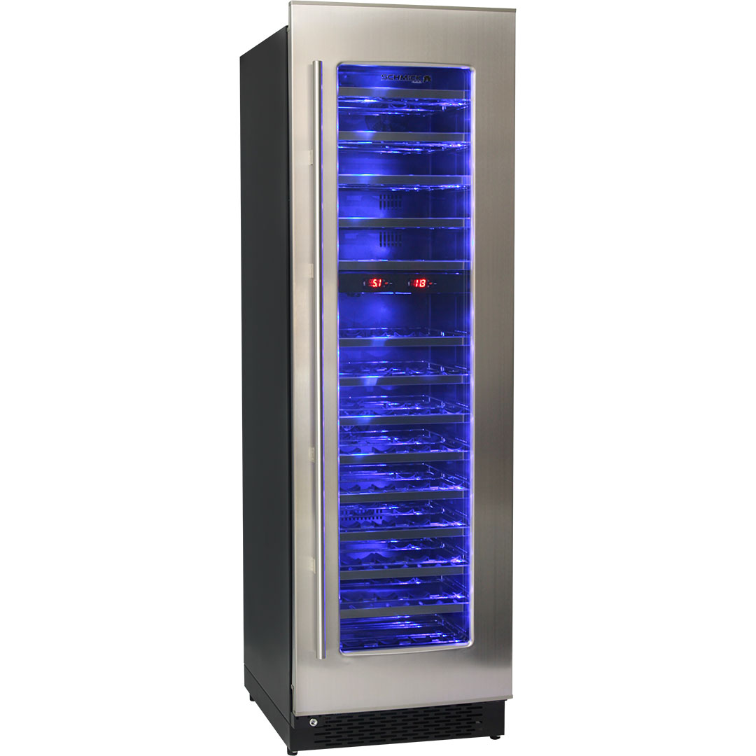 Schmick Dual Zone 139 Bottle Wine Fridge