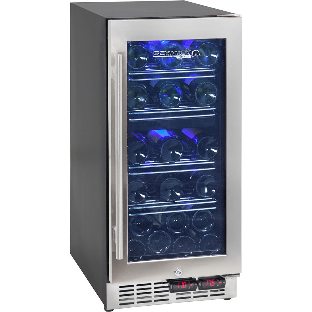 Dual Zone 27 x bottle wine fridge