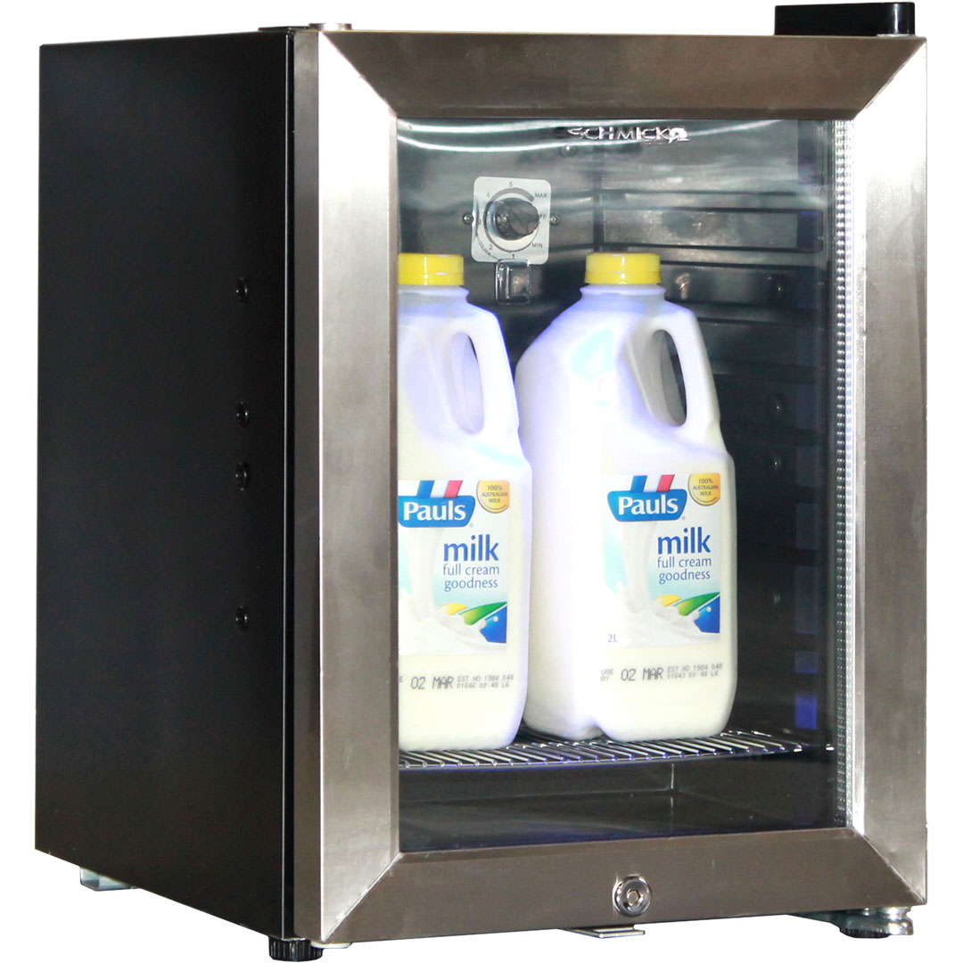 Mini Milk Fridge For Use In Automatic Coffee Machines