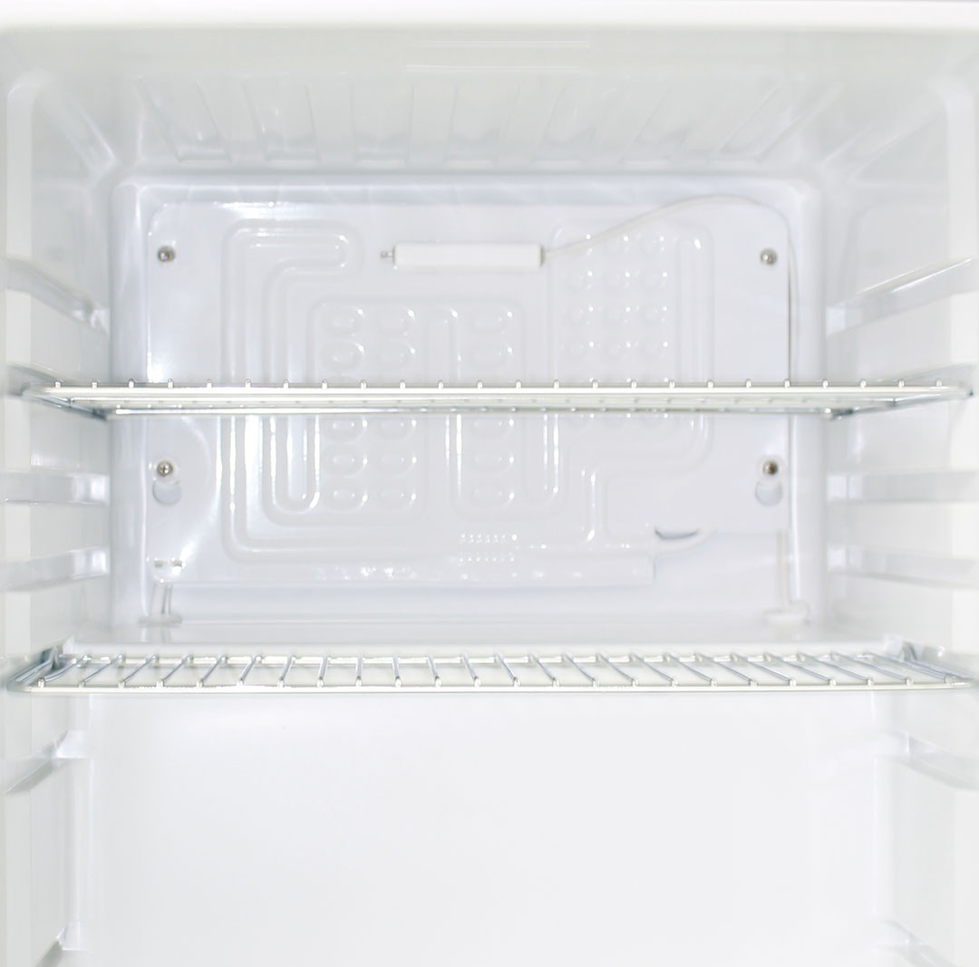 Retro Mini Bar Fridge - Inside Cold Plate