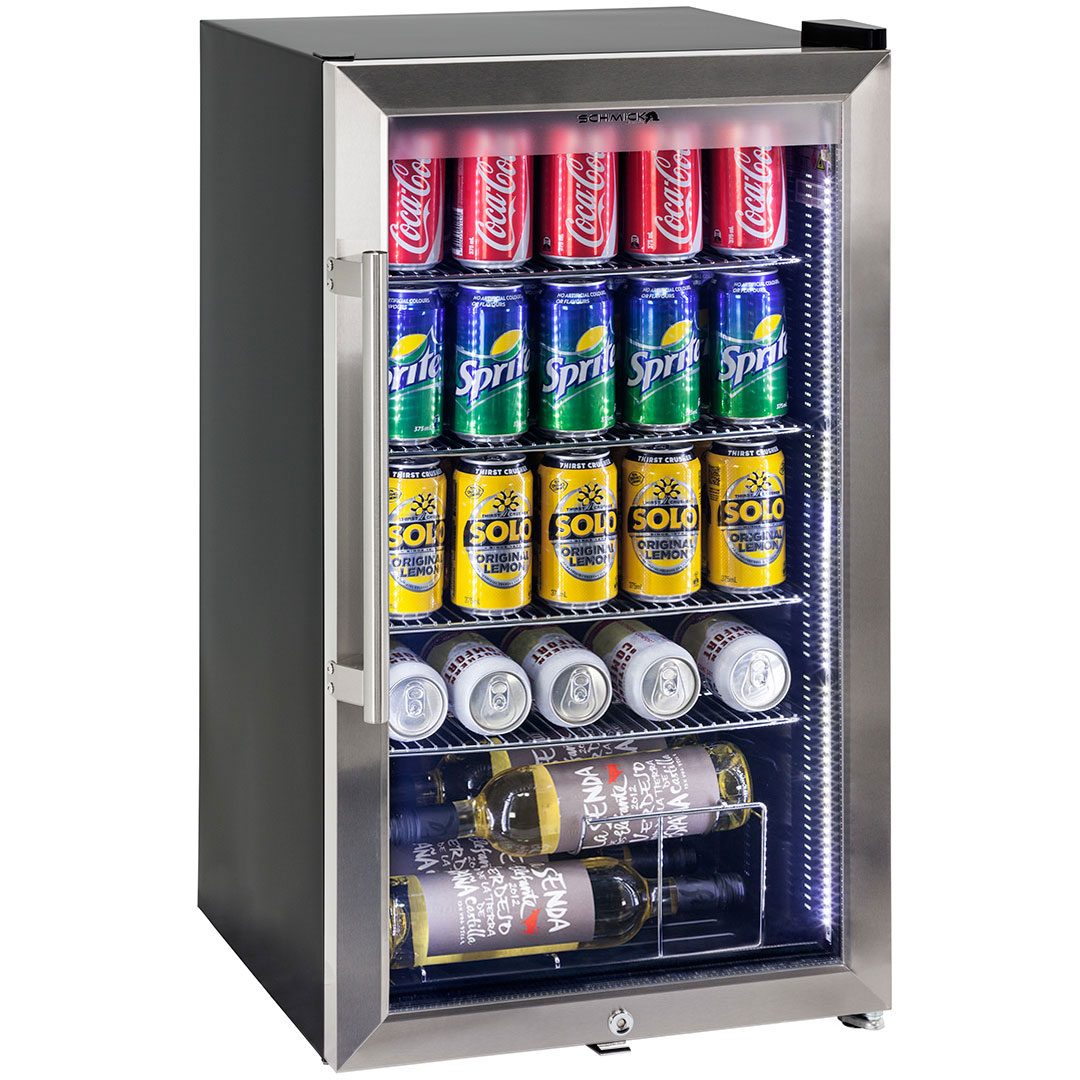 Schmick Triple Low E Glass Alfresco Bar Fridge