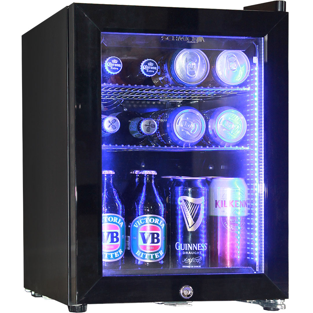 mini glass door bar fridge model sc23 - Mini Fridge Glass Door