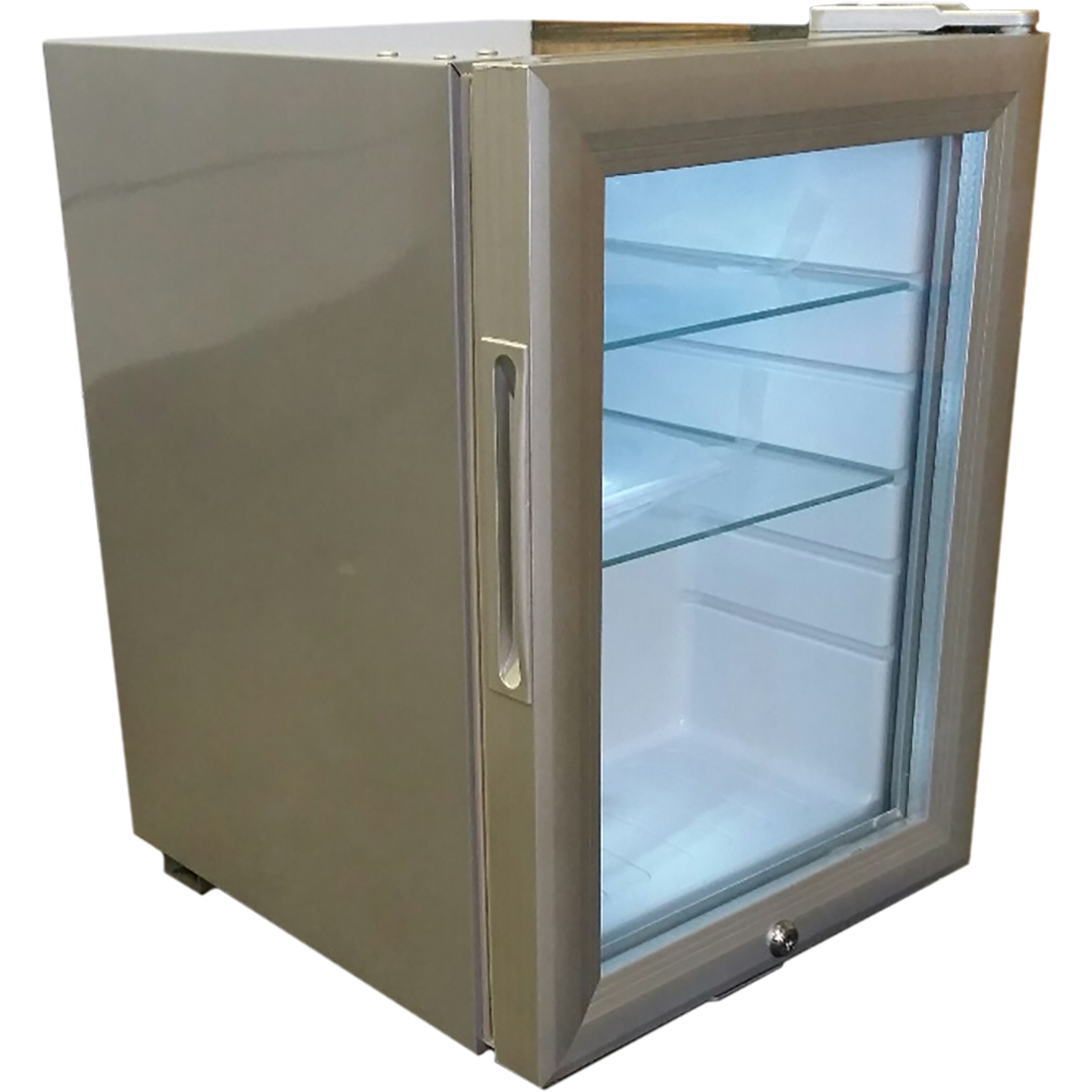 Small Glass Door Bar Fridge Model Ec21