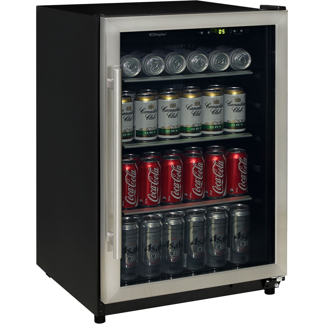 Dimplex Beer Drinks Fridge DBC138