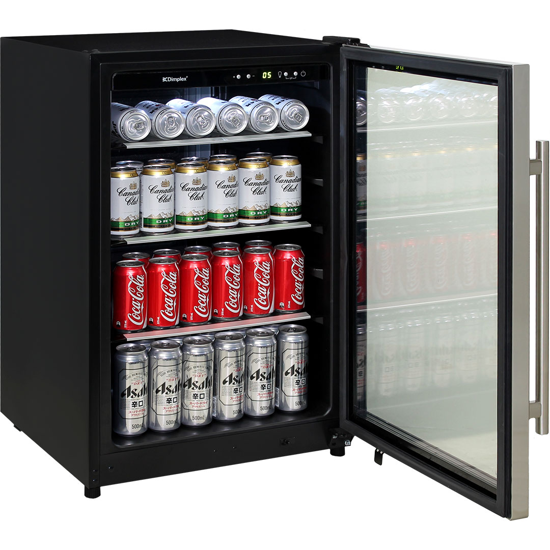 Dimplex Drinks Beer Fridge - Plenty Of Room