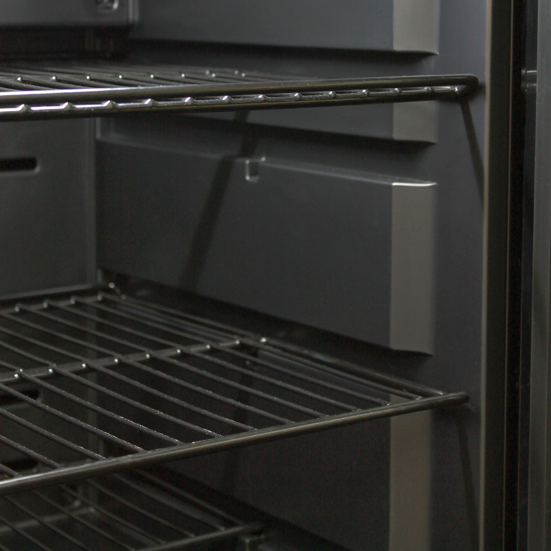 Under Zero Cold Beer Fridge - Adjustable Shelving