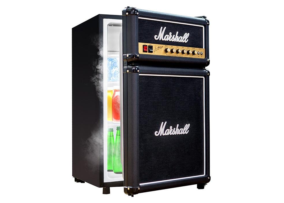Marshall Fridge Amplifier Designed Door, Pretty Bloody Cool