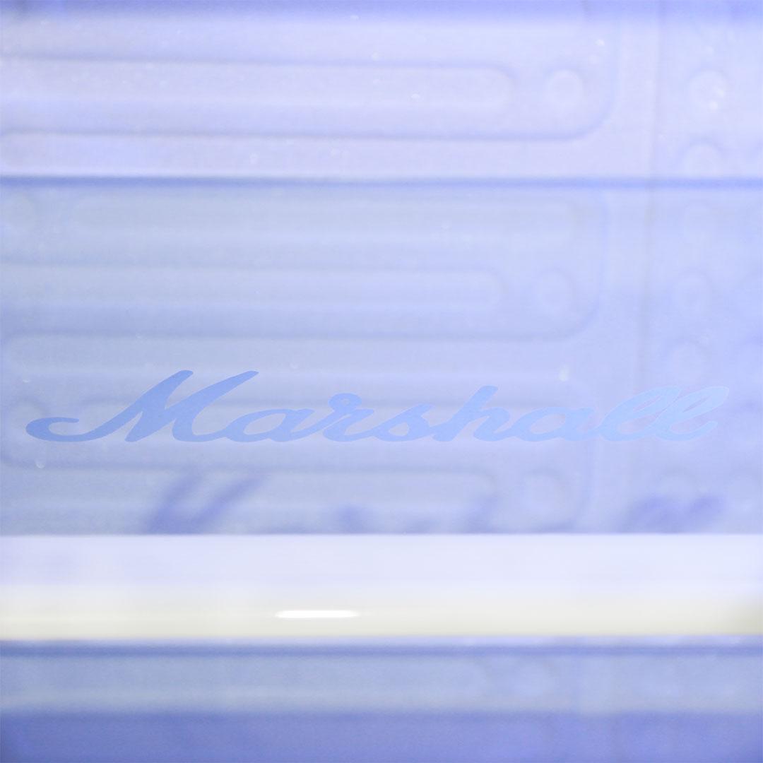 Marshall Fridge - Glass Shelves