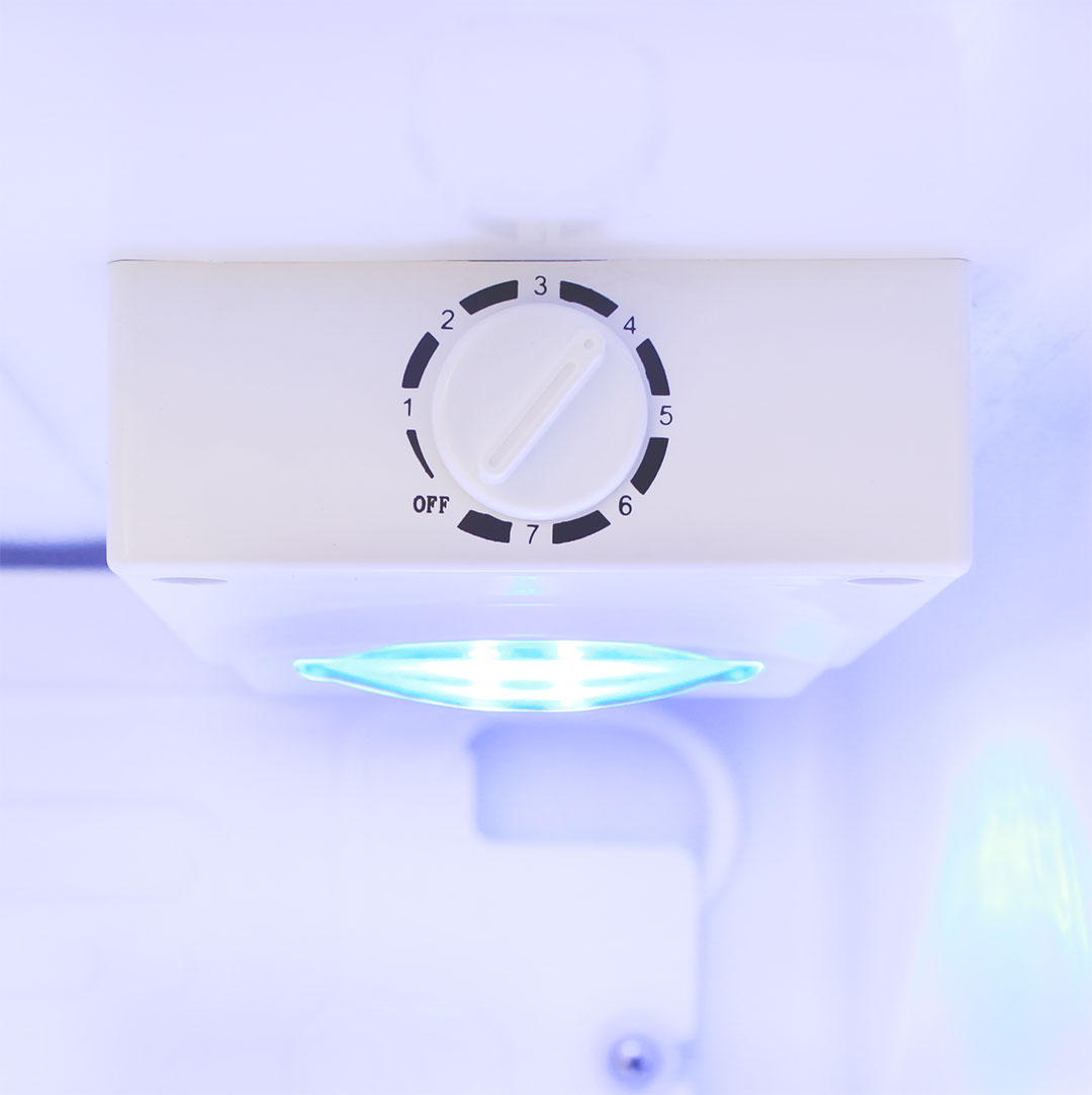 Marshall Fridge - Inner Led Light And Thermostat