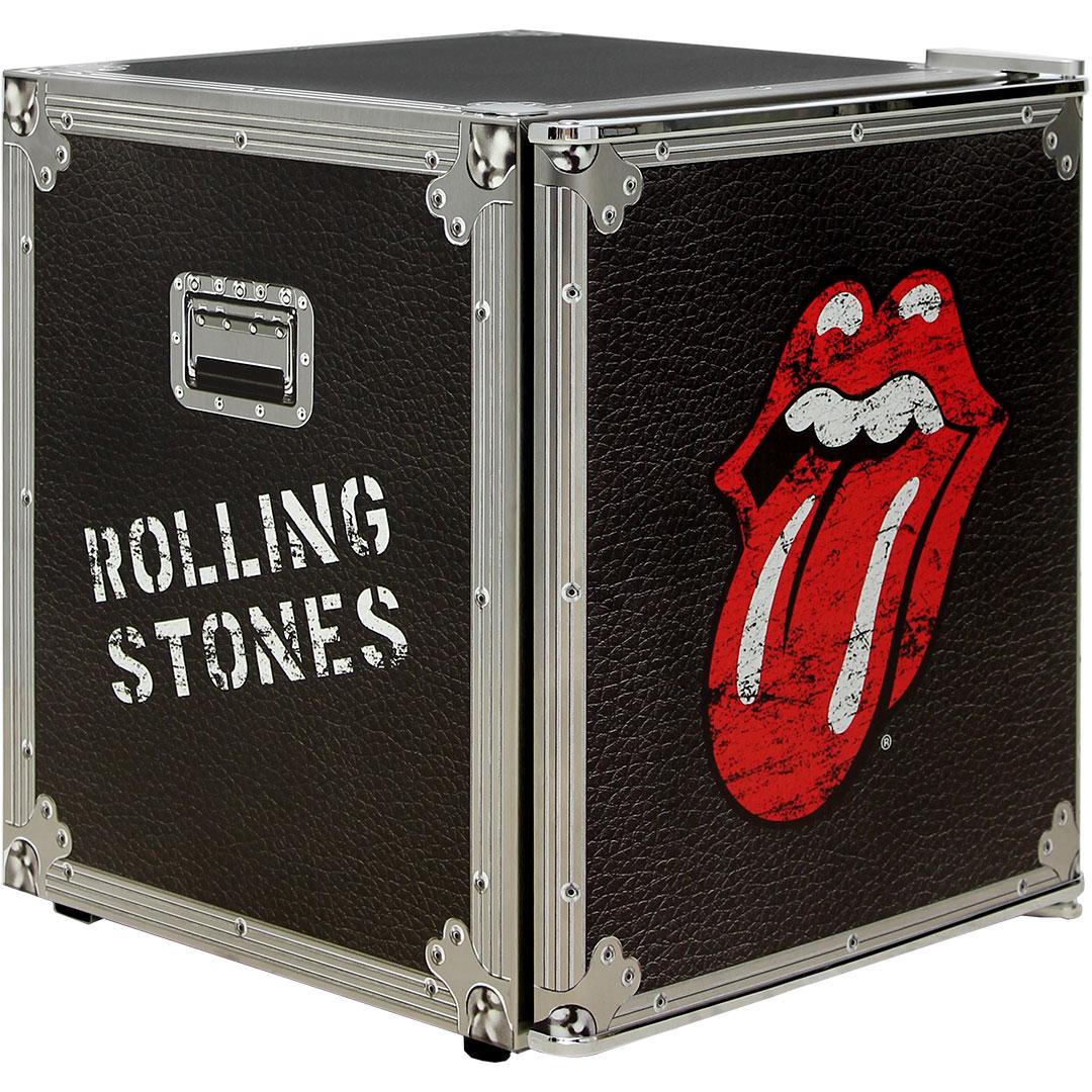 Retro Rolling Stones Design Mini Bar Fridge - A Great Gift Idea