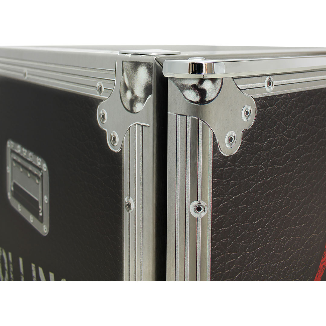 """Rolling Stones Mini Bar Fridge - """"I Am The Little Red Rooster"""""""