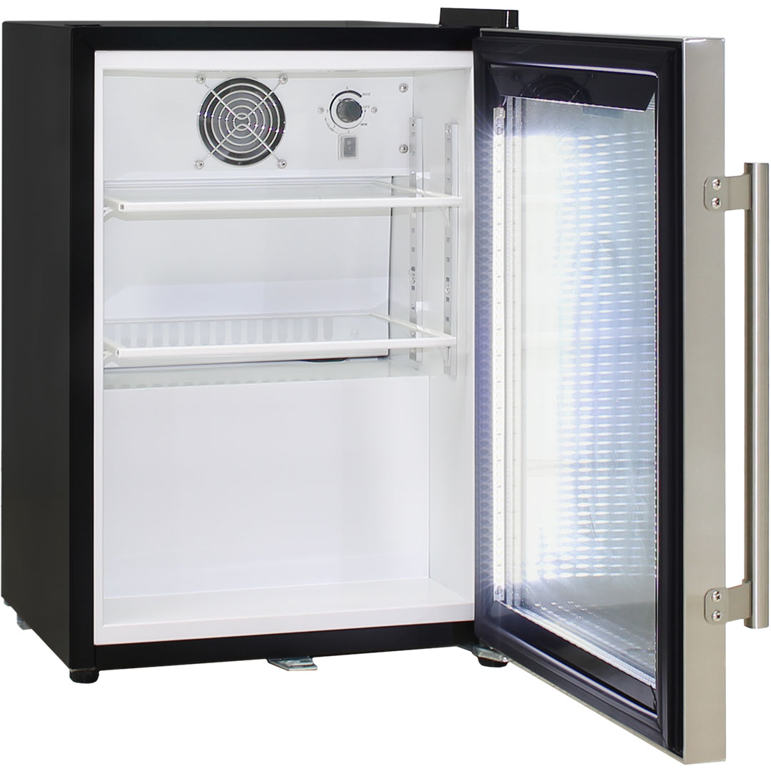 tropical alfresco triple branded idea mini clone refrigerator show light the en to unique of great glazed with wd gift hsv fridge up capacity gtsr logo door glass pic bar