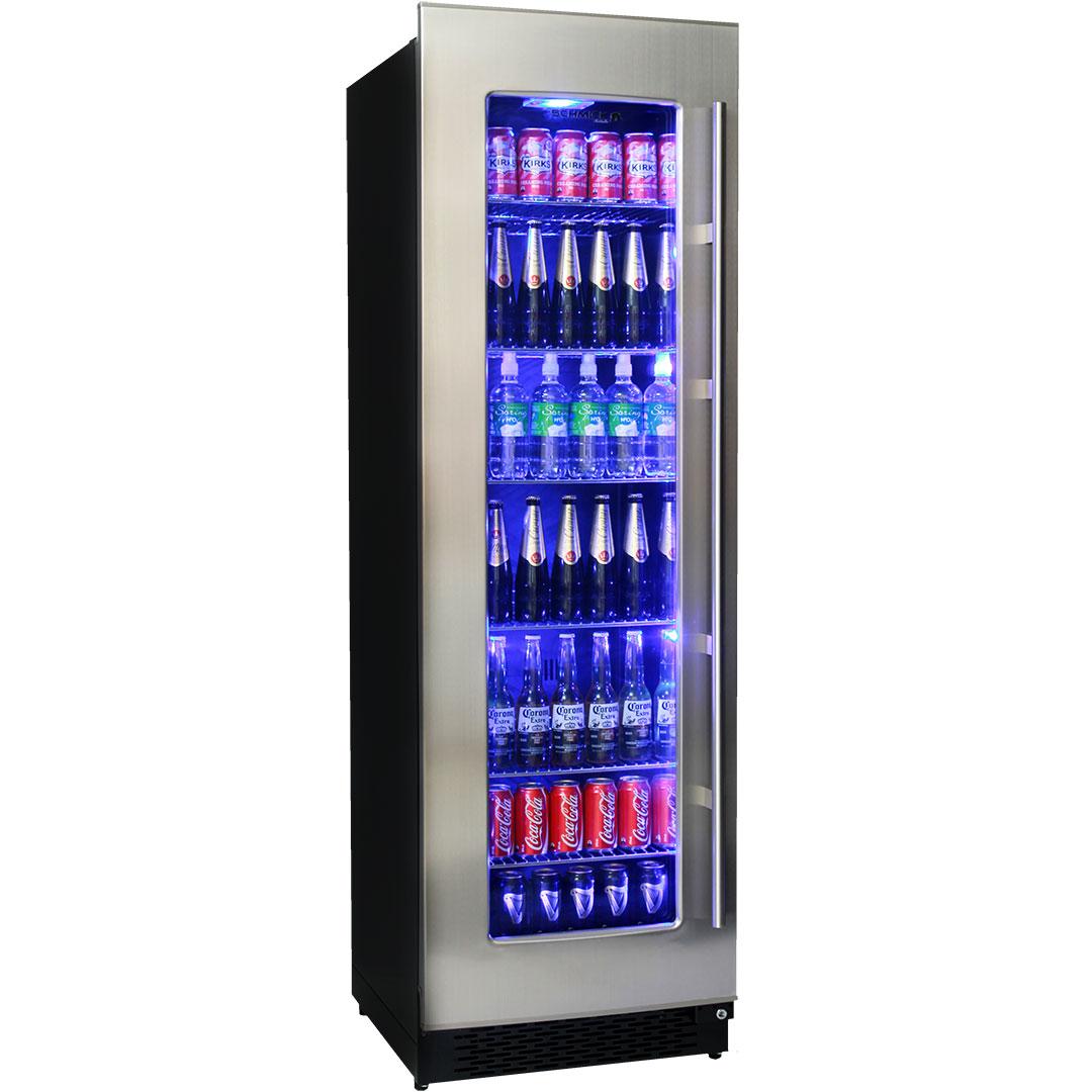 Commercial glass door bar fridges and freezers back bar upright schmick glass door fridge empty eventelaan Gallery