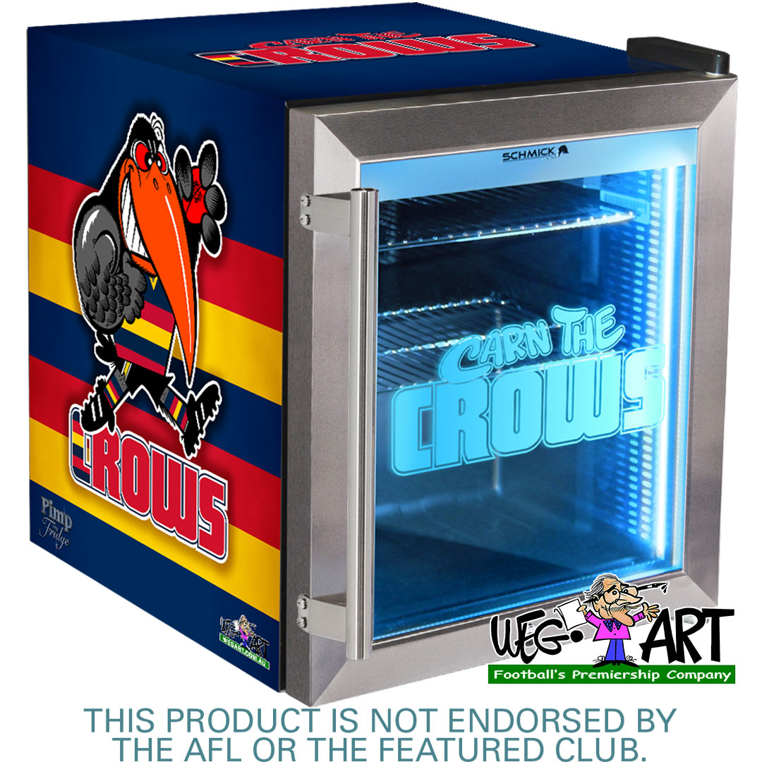Weg Art Mini Triple Glazed 50 Litre Bar Fridge. 15 Teams Available