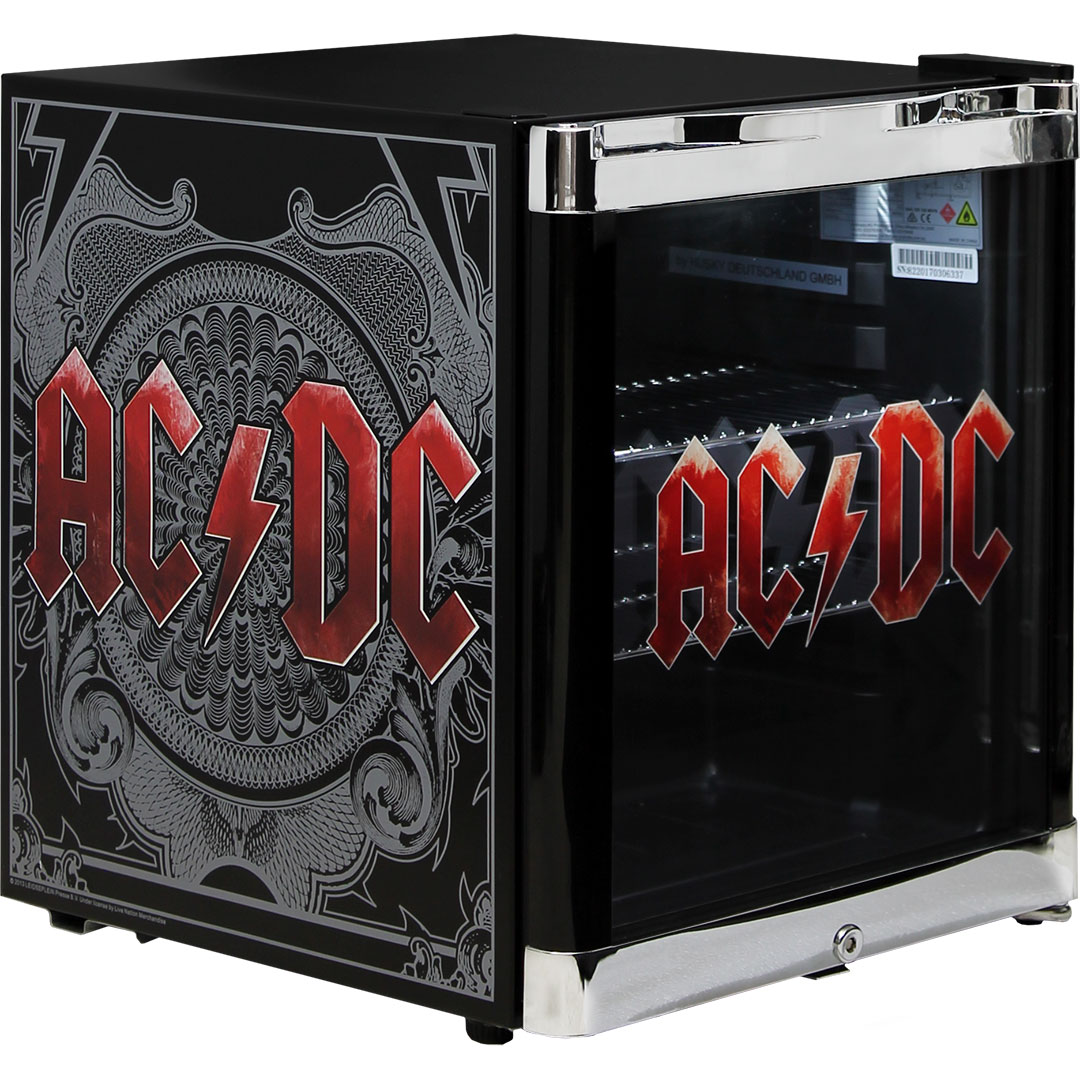 ACDC Schmick Tropical Glass Door Mini Bar Fridge 50Litre