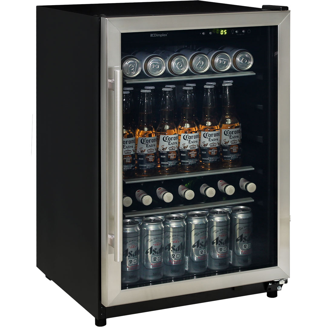 Dimplex Drinks Beer Fridge - Lots Of Storage Options