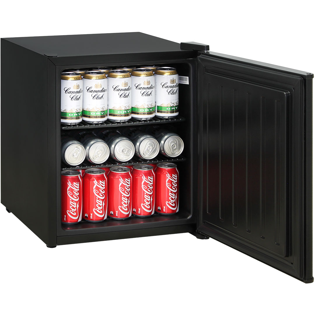 Under Zero Bar Fridge - Shelving Adjustable For Storage Options