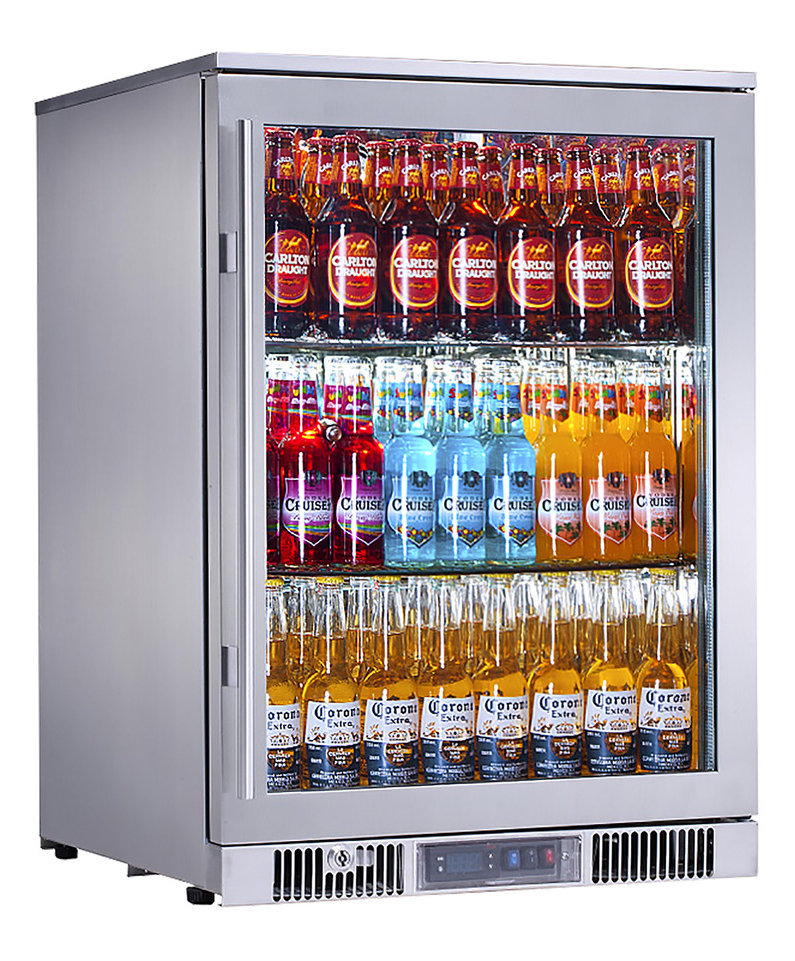 Rhino Envy 1 Door Alfresco Outside Bar Fridge Lowest Energy