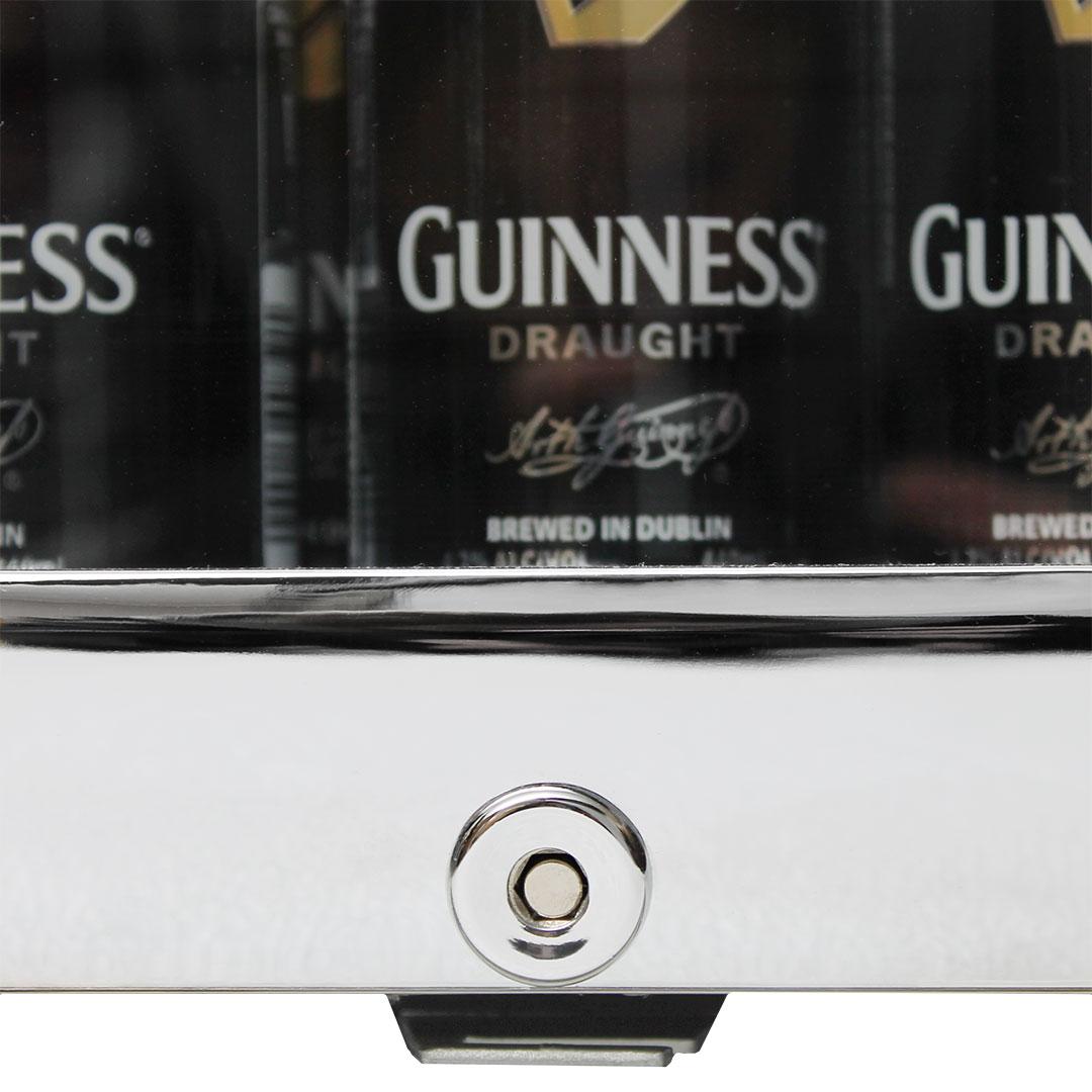 Schmick Tropical Glass Door mini Bar Fridge - Lockable