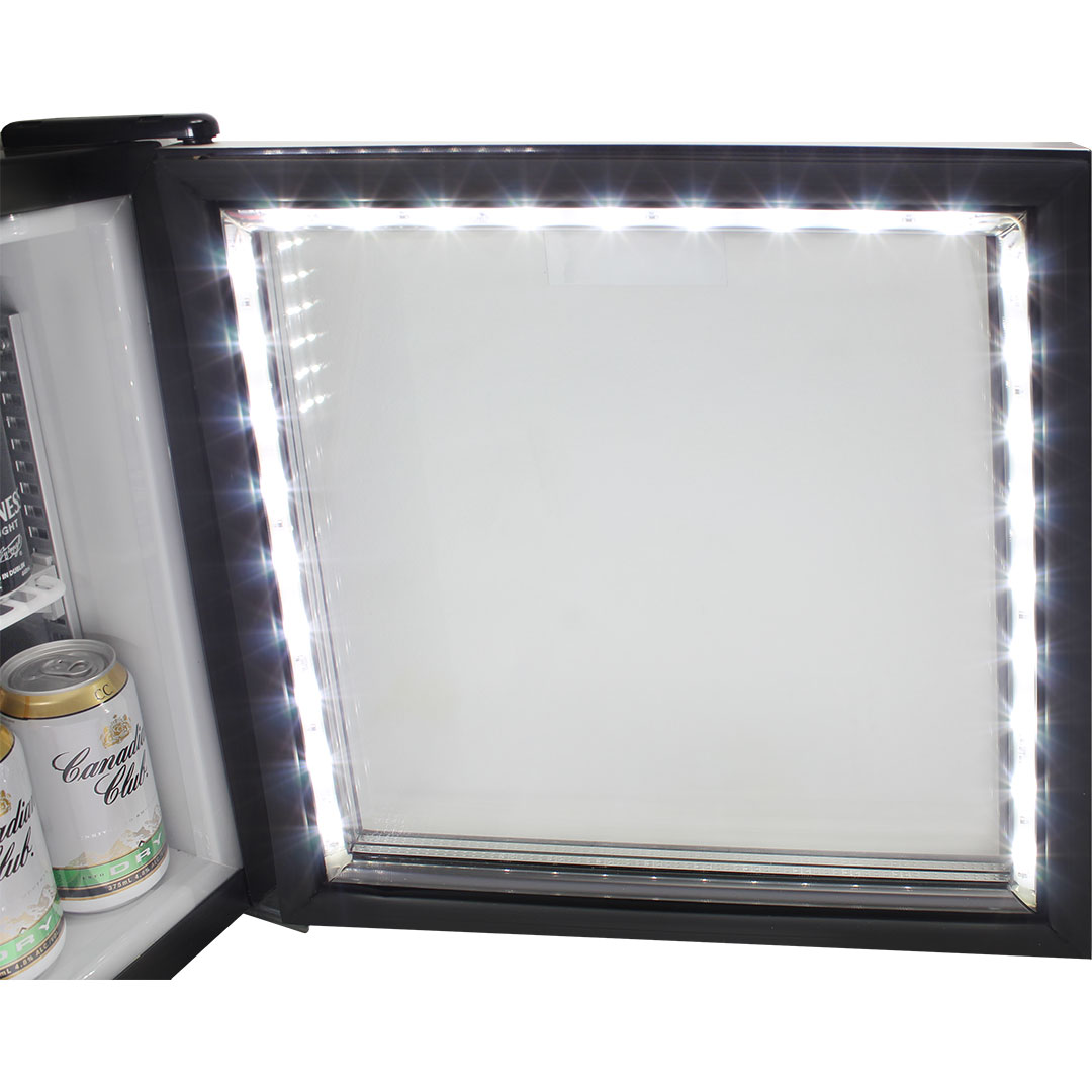 Alfresco Fridge With Led Lighting