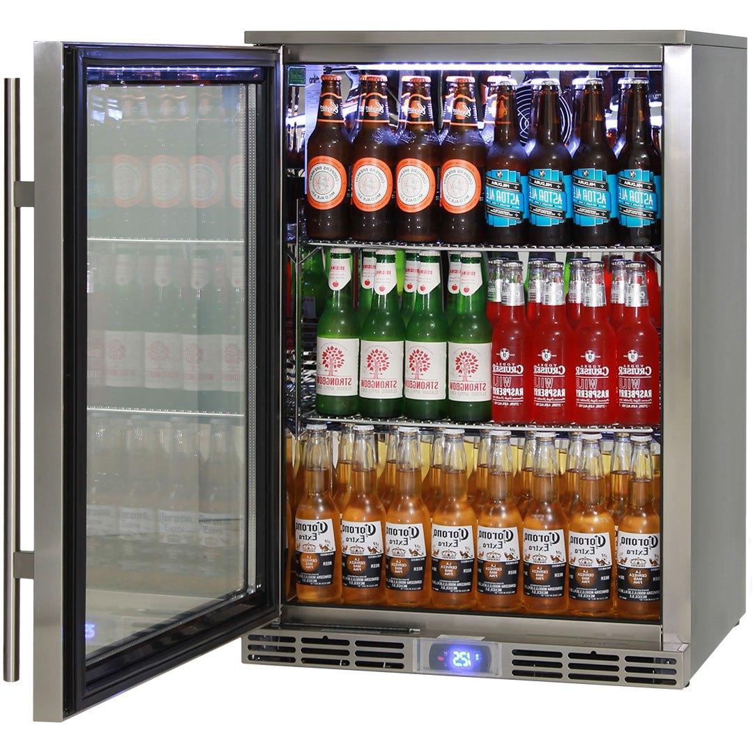 Rhino 1 Door Alfresco Outdoor Glass Door Bar Fridges Are Market Leaders In Energy Saving Technology