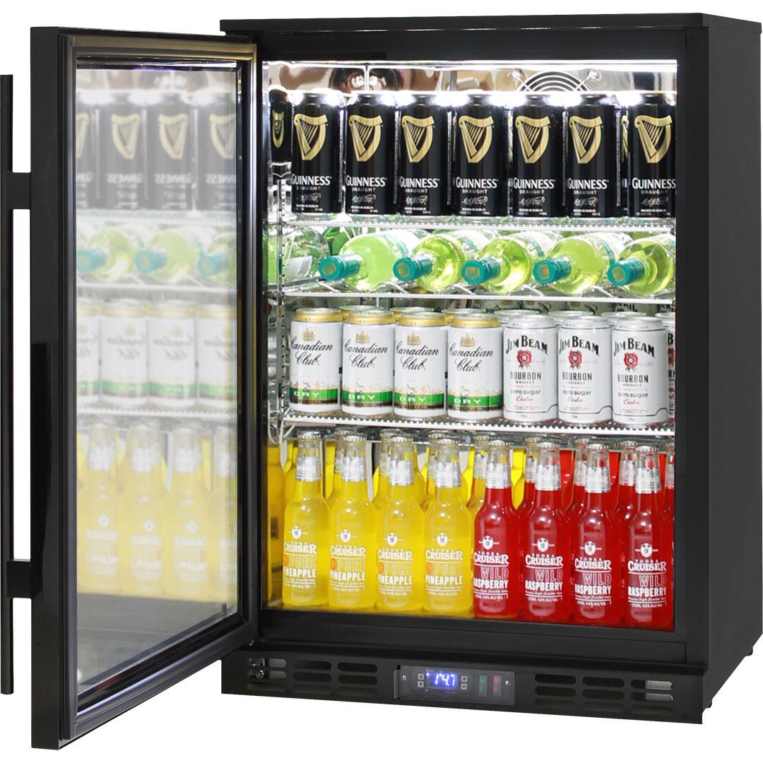 Rhino Commercial Bar Fridge - Plenty Of Storage Options