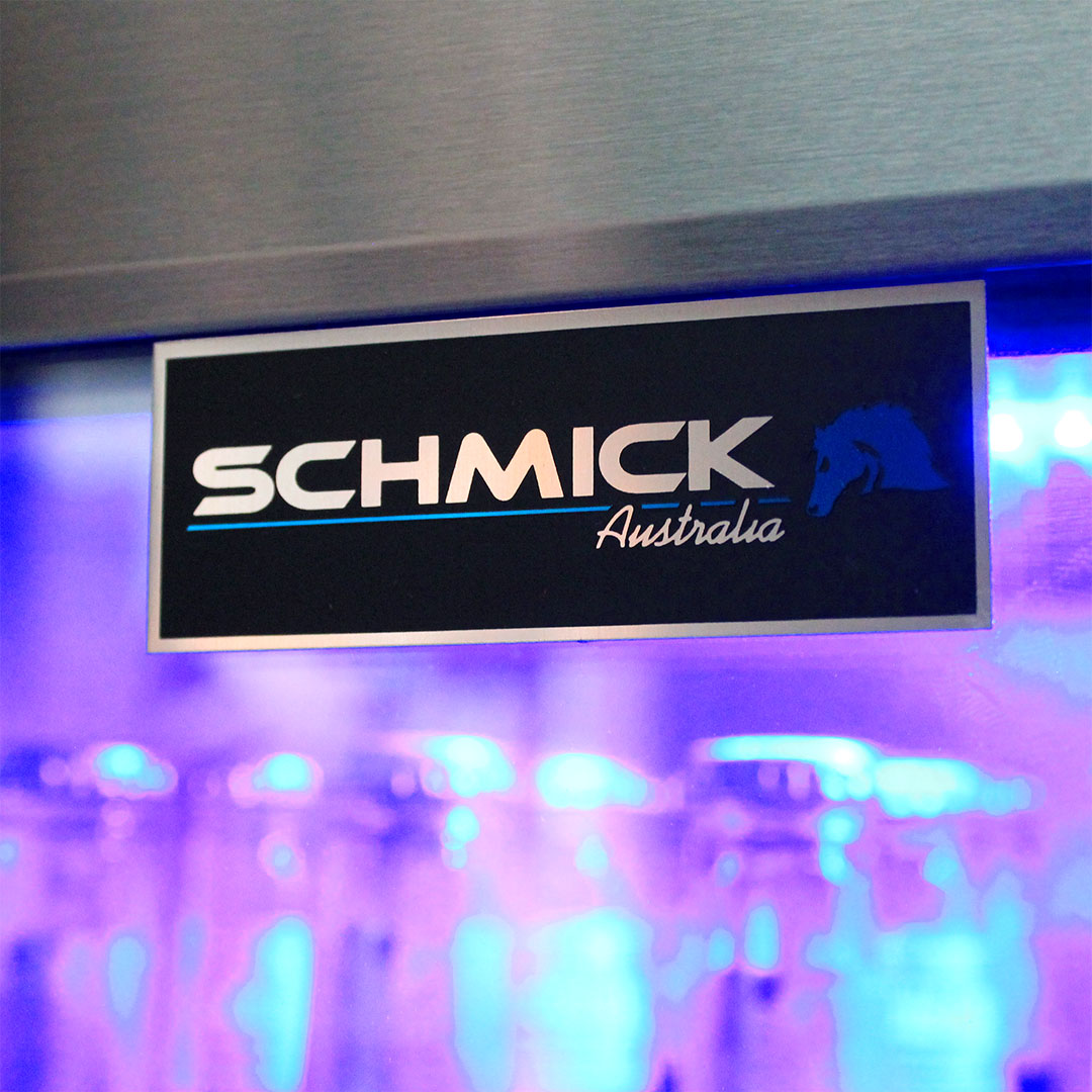 Schmick Black Outdoor Refrigerator - Out Best Brand