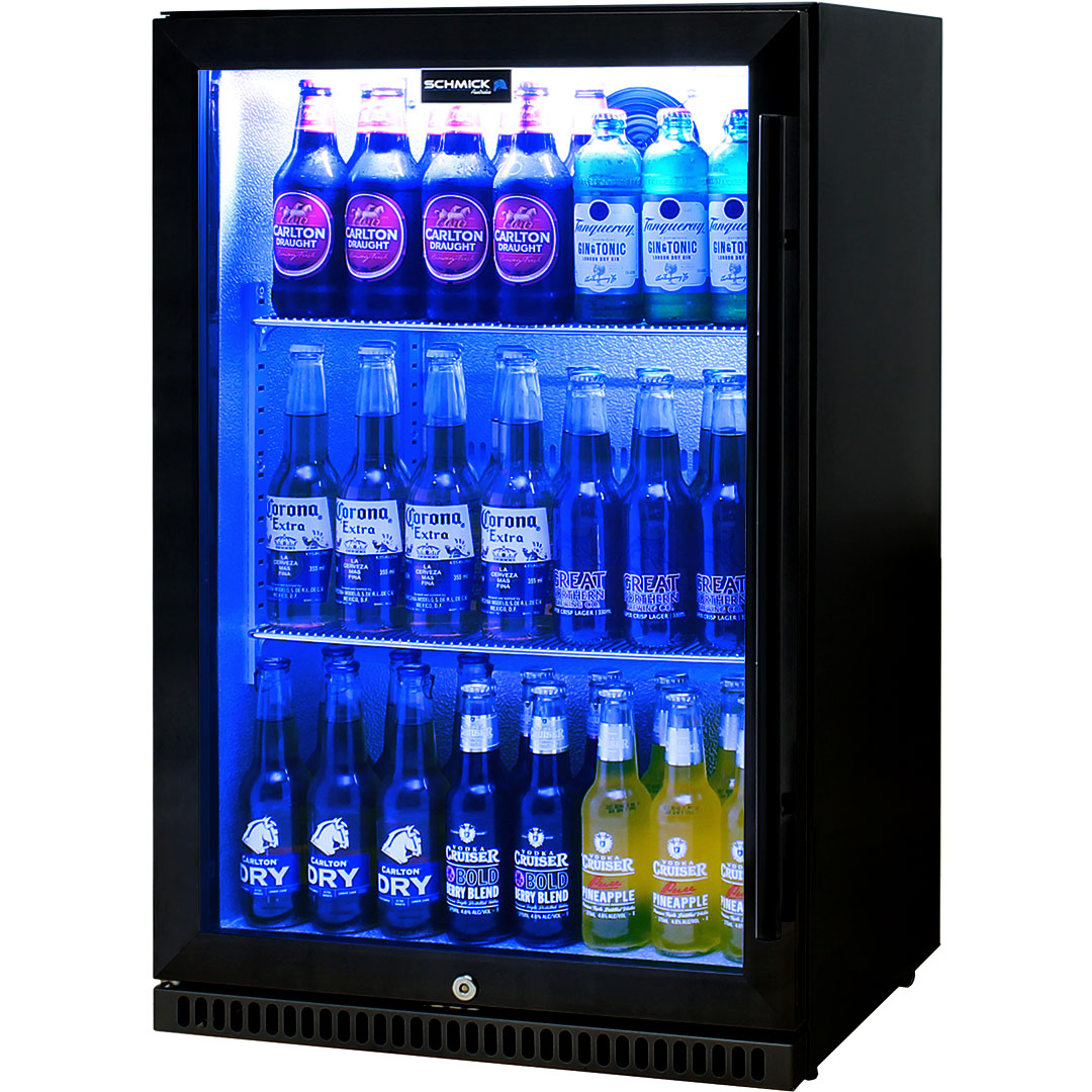 Schmick Alfresco Outdoor Bar Drinks Fridge Model SK118L-B