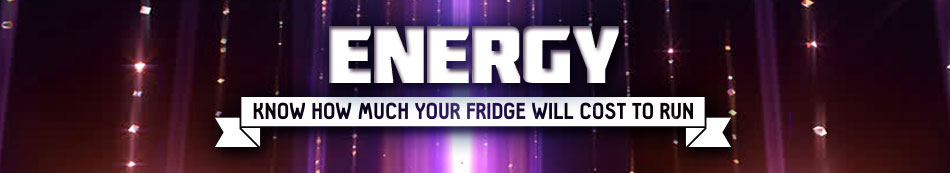 Bar Fridges Australia energy header
