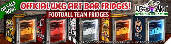 Weg Art Fridges Now Available