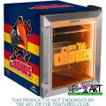 Crows branded bar fridge