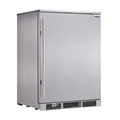 Rhino Envy 1 Door 316 Stainless Steel Alfresco Bar Fridge ENV1R-SD
