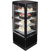 Black Cake And Sandwich Display Refrigerator Model BSF170B-95 side