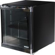 Husky Tropical Glass Door mini Bar Fridge Model HUS-SC50B